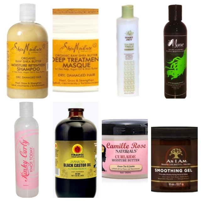 Fave Hair Products
